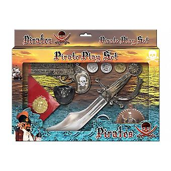 Pirate Toy Childrens Kids Pirate Playset Gift