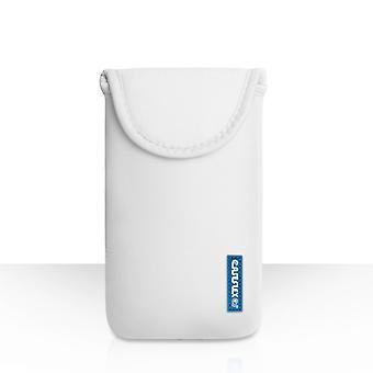 Torba z neoprenu Caseflex - biały (S)