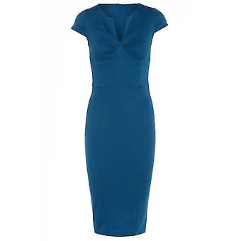 Get The Look Pencil Dress With Seamed Bust