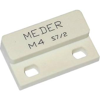 Magnetic reed switch actuator S