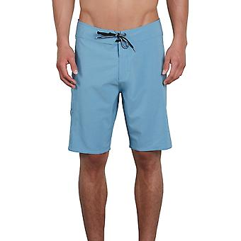 Volcom Lido Solid Mod 20 Mid Length Boardshorts