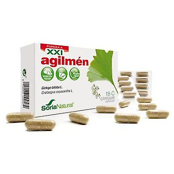Soria Natural 18-C Agilmen 30 capsules (Vitamins & supplements , Multinutrients)