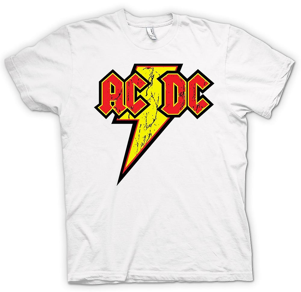 Femmes T-shirt - AC / DC - Rock n Roll Band