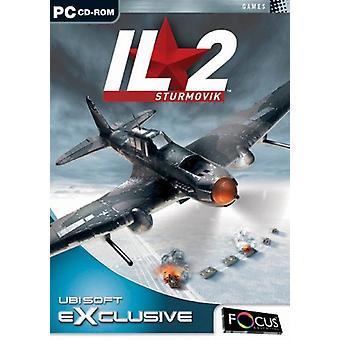 IL-2 Sturmovik - Usine scellée