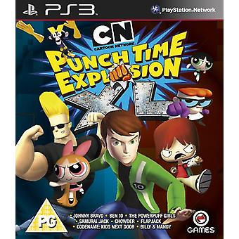 Cartoon Network Punchtime explosie XL (PS3)