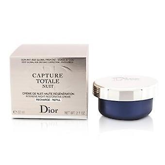 Christian Dior Capture Totale Nuit Intensive Night restaurador relleno de crema F060750999 - 60ml / 2.1 oz