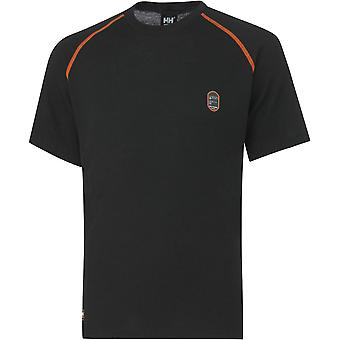 Helly Hansen Mens Fakse ignifuge manches courtes Baselayer T-Shirt