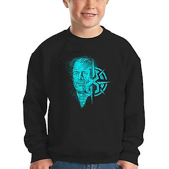 The Expanse Josephus Miller Kid's Sweatshirt