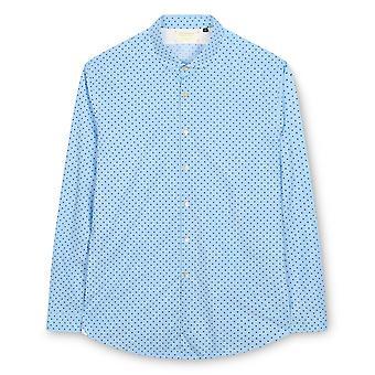 Fabio Giovanni Taviano Shirt - Mens High Quality Stylish Polka Dots Italian Shirt