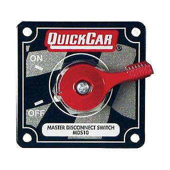 QuickCar Racing Products 55-009 Red 2-1/2