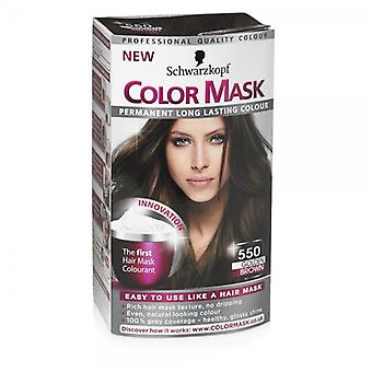Schwarzkopf Color Mask - Golden Brown 550
