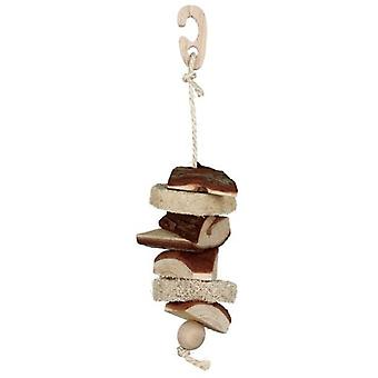 Trixie Natural Living Gnawing Wood (Birds , Toys)