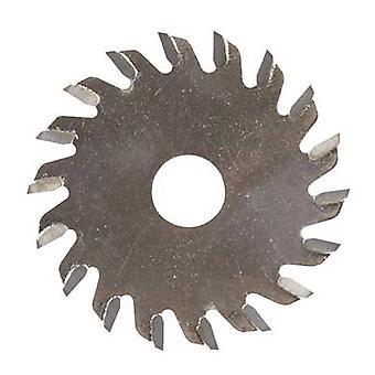 HSS circluar saw blade 54.8 x 11.1 mm Number of cogs: 18 Ferm TCT 18 CSA1034 1 pc(s)
