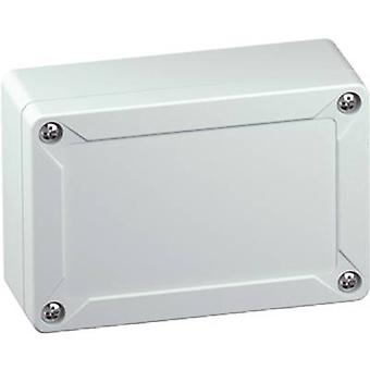 Spelsberg TG PC 1208-6-o Build-in casing 122 x 82 x 55 Polycarbonate (PC) Light grey (RAL 7035) 1 pc(s)