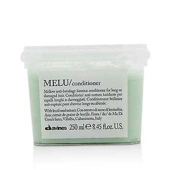 Davines Melo Conditioner Mellow anti-breuk glanzend Conditioner (voor lange of beschadigde haren) - 250 ml/8,45 oz