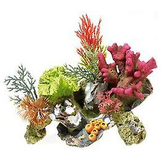 Classic For Pets Coral Rocks / Plant 170mm (Fish , Decoration , Ornaments)