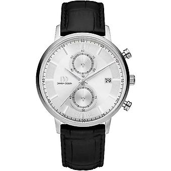 Danish Design Herrenuhr TIDLØS COLLECTION Chronograph IQ12Q1215 / 3314559