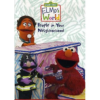 Sesame Street - Elmo's World: The People in Your Neighborhood? [DVD] USA import