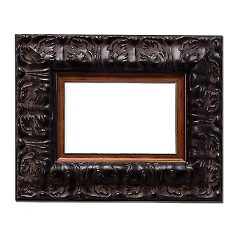 10 x 15 cm eller 4 x 6-tommers foto rammen i svart