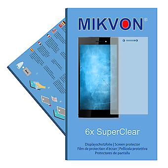 WIKO Highway Star 4G schermo protector-Mikvon film SuperClear