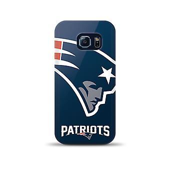 5 Pack -Mizco Sports NFL Oversized Snapback TPU Case for Samsung Galaxy S6 Edge
