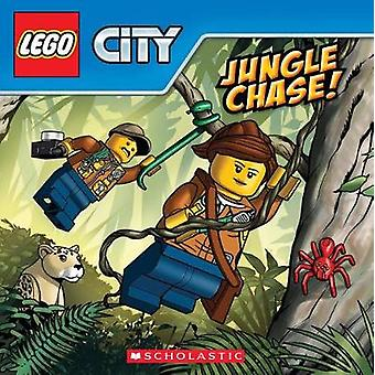 Jungle Chase! (Lego City) av Ace Landers - 9781338173208 bok