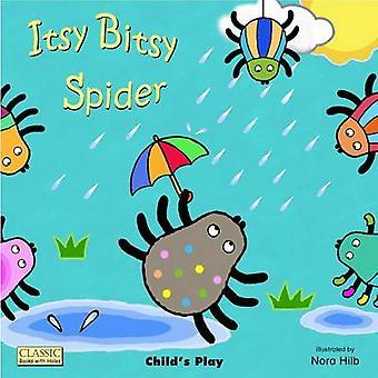 Itsy Bitsy Spider av Nora Hilb - 9781846434983 bok