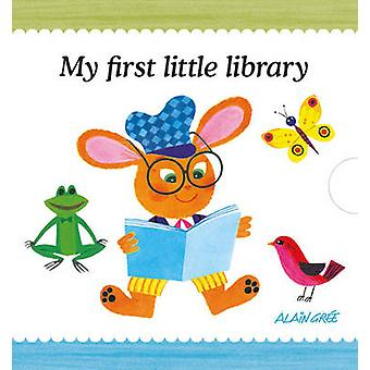 Alain Gree - My First Little Library by Alain Gree - 9781908985583 Bo