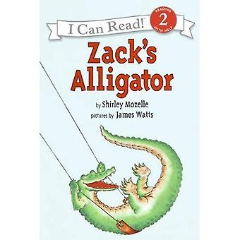 Zacks Alligator (jag kan läsa bok)