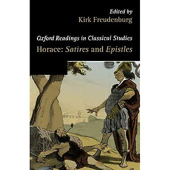 Horace: Satires and Epistles (Oxford Readings in Classical Studies)