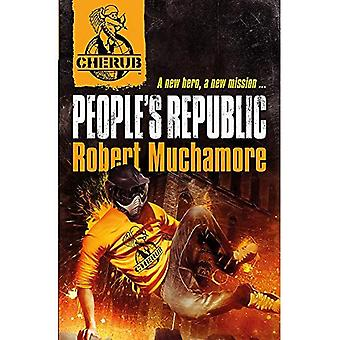 People's Republic: A new hero, a new mission