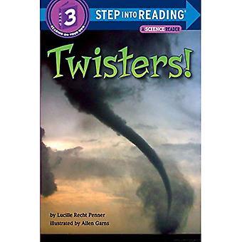 Twisters! (Stap in lezen - niveau 3 - kwaliteit)