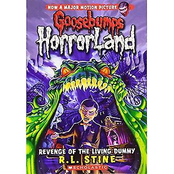 Hämnd av levande provdockan (gåshud: Horrorland (skolastiska Paperback))
