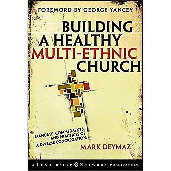 Building a Healthy Multi Ethnic Church: Mandate, Commitments and Practices of a Diverse Congregation (JB Leadership Network Series)