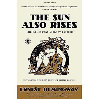 Solen stiger också (Hemingway bibliotek utgåvor)