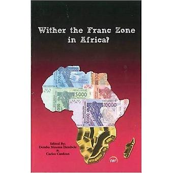Wither the Franc Zone of West Africa