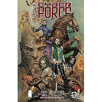 Cyber Force Rebirth Volume 1
