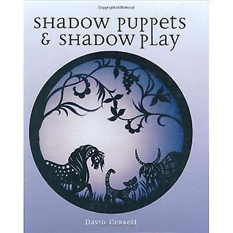 Bonecos de sombra e jogo de sombras