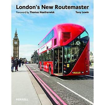 Londons nieuwe Routemaster