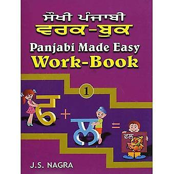 Panjabi Made Easy: Work-book Bk. 1: Bk.1