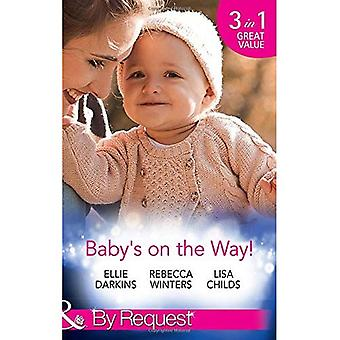 Baby's On The Way!: Bound by a Baby Bump / Expecting the Prince's Baby� / The Pregnant Witness