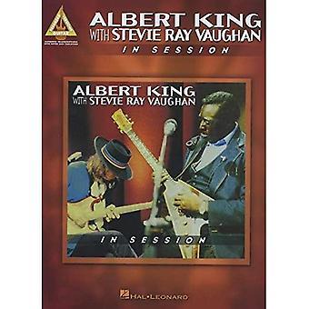 Albert King med Stevie Ray Vaughan: I Session - gitarr spelat in versioner