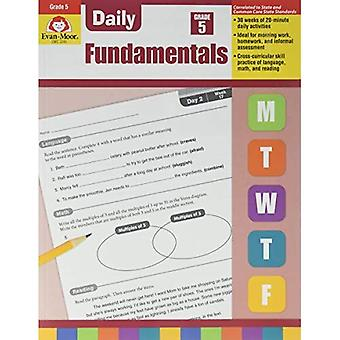 Daily Fundamentals, Grade 5� (Daily Fundamentals)