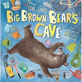 Großer Brauner Bär Höhle