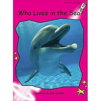 Som lever i havet? Stora boken Edition: Stora boken Edition (Emergent facklitteratur uppsättning C)