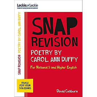 Leckie & Leckie Snap Revision - N5/Higher English - Poetry by Caro