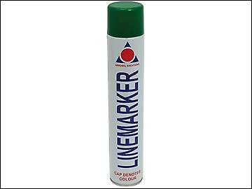 Aerosol 0903 Line Marking Spray Paint Green 750ml