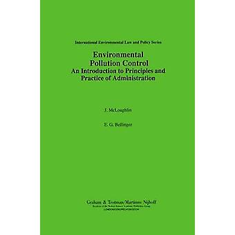 Environmental Pollution Control by McLoughlin & James & LL.M .