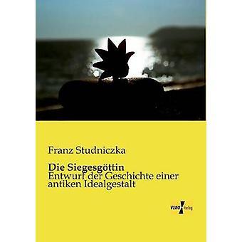 Die Siegesgottin by Studniczka & Franz