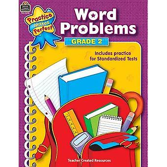 Word Problems Grade 2 by Teacher Created Resources - 9780743933124 Bo